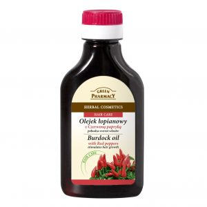 burdock-oil-with-red-peppers-stimulates-hair-growth