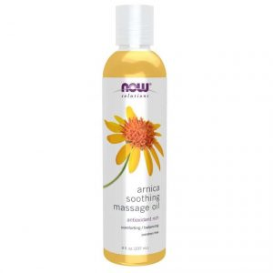 Arnica Soothing Massage Oil 8oz